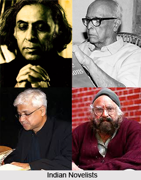 Novelists of Indian Writing in English