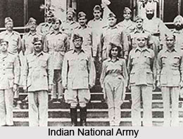 Origin of Indian National Army