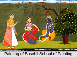 Painting Schools of Northern India