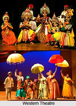 Regional Theatre in Western India
