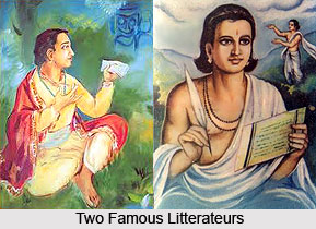 Sanskrit Litterateurs