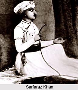 Sarfaraz Khan, Nawab Of Bengal