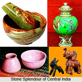 Stone Crafts of Central India