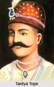 Tantia Tope, Indian Revolutionist