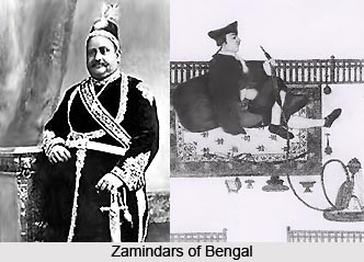 Tax System under Mughals in Bengal