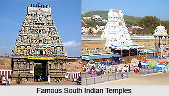 Temples of South Indian Architectural Style