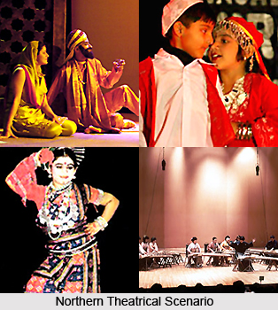 Theatre Companies in Northern India