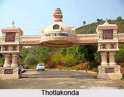 Thotlakonda, Andhra Pradesh