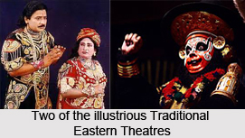 Traditional Theatre of Eastern India