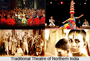 Traditional Theatre of North India