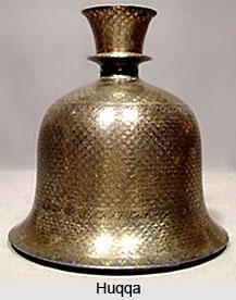 Silver Art in Mughal Empire