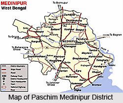 Paschim Medinipur District, Wet Bengal