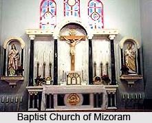 Religion in Mizoram