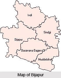 Bijapur District
