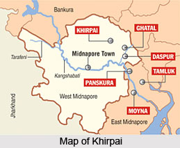 Khirpai, West Midnapore, West Bengal