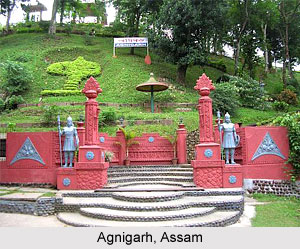 Monuments of Assam