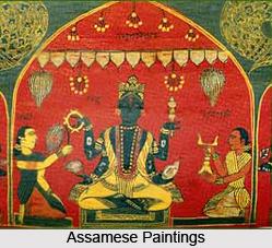 Arts of Assam