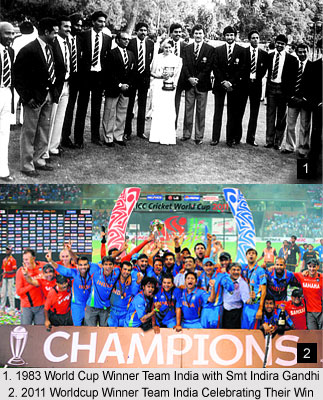 Post Independence History of Indian Cricket