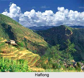 Tourism in Dima Hasao District