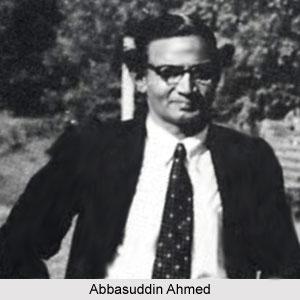 Abbasuddin Ahmed, Indian Folk Singer