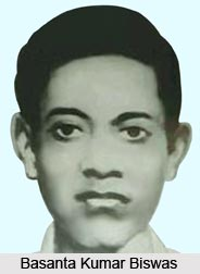 Basanta Kumar Biswas, Indian Freedom Fighter