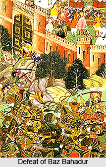 Baz Bahadur, Sultan of Malwa