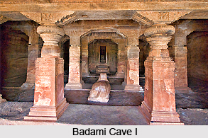 Cave 1, Badami Cave Temples