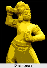 Dharmapala, Pala King