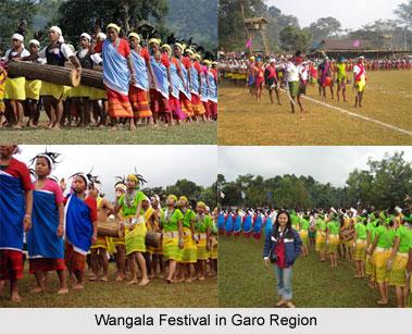Festivals of East Garo Hills District