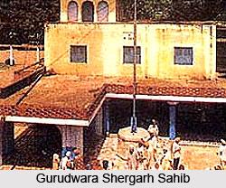 Gurudwara Shergarh Sahib, Paonta Sahib, Sirmaur, Himachal Pradesh