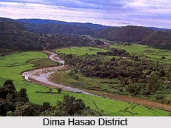 History of Dima Hasao District