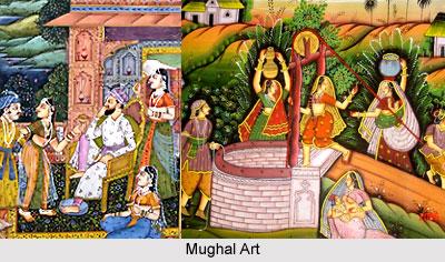 Islamic Art during Mughal Rule