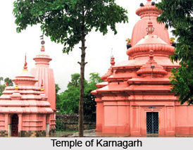 Karnagarh Temples, Midnapore District, West Bengal