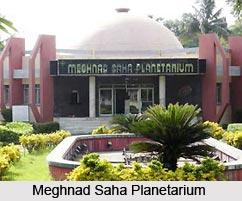 Meghnad Saha Planetarium, Bardhaman District