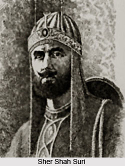 Military Administration of Sher Shah Suri