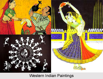 Painting Schools of West India