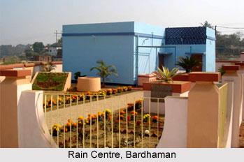 Rain Centre, Bardhaman District