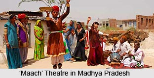 Regional Theatre in Central India