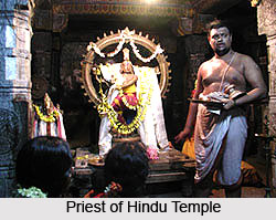 Role of Priests, Hinduism