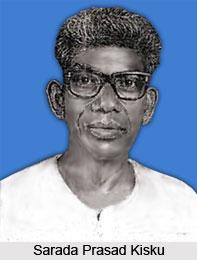 Sarada Prasad Kisku, Indian Literary Personality