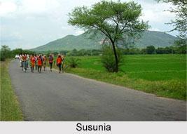 Susunia, Bankura district