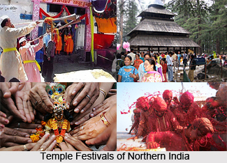 Temple Festivals of Northern India