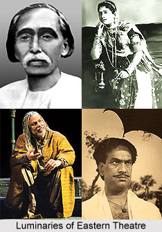 Theatre Personalities of East India