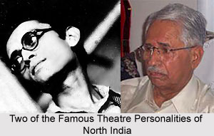 Theatre Personalities of North India