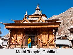 Temples and Monasteries of Kinnaur District
