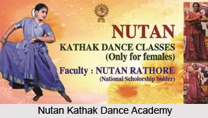 Indian Dance Academies