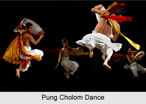Folk Dances of Manipur