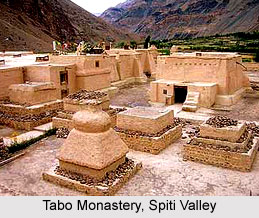 Monasteries of Spiti Valley