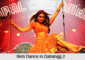 Indian Item Songs, Indian Cinema