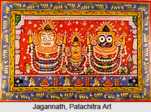 Patachitra, Folk Art of Orissa